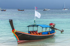 Thailand ocean landscape. Royalty Free Stock Photo
