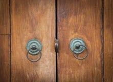 Thailand  Old Door Stock Photos