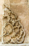 Thailand old stucco pattern Royalty Free Stock Photos