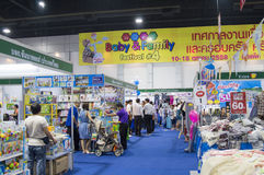 Thailand One Stop Shopping Expo 2015 Royalty Free Stock Image