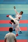 Thailand Open Karate-Do Championship 2013 Stock Photo