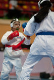 Thailand Open Karate-Do Championship 2013 Stock Images