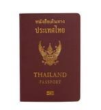 Thailand-Paß Lizenzfreie Stockfotos