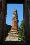 Thailand pagod fotografering för bildbyråer