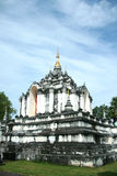 Thailand Pagoda. Temple of Thailand Stock Photos