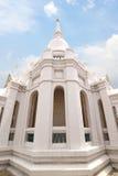 Thailand pagoda Arkivbild