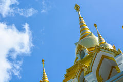 Thailand pagoda Stock Images