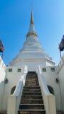 thailand pagodowy biel Obraz Royalty Free