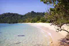 Thailand: Paradise Beach Stock Images