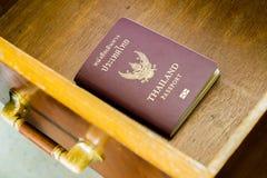 Thailand-Pass Stockbilder