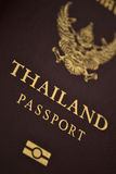 Thailand passport Royalty Free Stock Photography