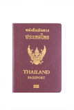 Thailand passport Royalty Free Stock Photography