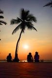 Thailand pattaya Royaltyfri Bild