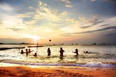 Thailand pattaya Arkivfoto