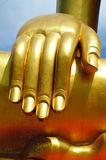 Thailand Pattaya the big Buddha temple Royalty Free Stock Photos