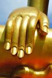 Thailand Pattaya the big Buddha temple royalty free stock photos