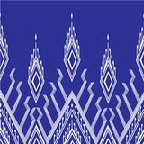Thailand pattern Background. Thailand is hand woven fabrics are produced in Thailand. Characterized by each district. History Thailand appeared in a lot of vector illustration