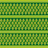 Geometric Ethnic pattern Royalty Free Stock Photography