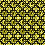 Thailand pattern Background Royalty Free Stock Photo