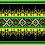 Geometric Ethnic pattern Royalty Free Stock Images