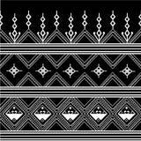Thailand pattern Background Royalty Free Stock Photo