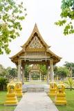 Thailand Pavilion Stock Photography