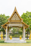 Thailand Pavilion Royalty Free Stock Photo