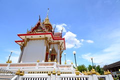 Thailand Pavilion Royalty Free Stock Photography