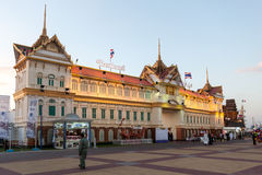 Thailand Pavilion at the Global Village in Dubai Royalty Free Stock Photos