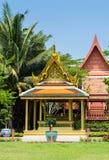 Thailand pavilion in King Rama 2 Memorial Park,Samutsongkhram Pr Stock Image