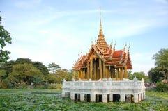 Thailand paviljong Arkivfoton