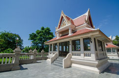 Thailand paviljong Royaltyfri Bild
