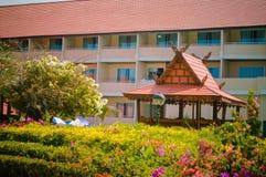 Thailand-Pavillon Lizenzfreies Stockfoto