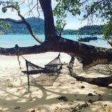 Thailand, Phi Phi Island Stock Foto's