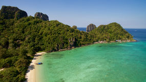 Thailand. Phi Phi Islands in Thailand. It is a real paradise Royalty Free Stock Images