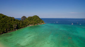 Thailand. Phi Phi Islands in Thailand. It is a real paradise Stock Photography