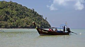 Thailand. phi phi islands seascape. stock footage