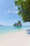 Thailand - Phra Nang Beach Stock Photos