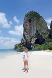 Thailand - Phra Nang Beach Royalty Free Stock Photos