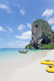 Thailand - Phra Nang Beach Royalty Free Stock Photo