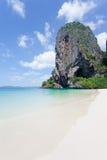 Thailand - Phra Nang Beach Royalty Free Stock Images