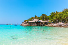 Thailand, phuket. Beach. Stock Photos