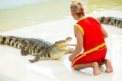 THAILAND, PHUKET - 11. DEZEMBER 2014: Traditionell für Thailand Lizenzfreies Stockbild