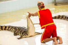 THAILAND, PHUKET - 11. DEZEMBER 2014: Traditionell für Thailand Lizenzfreies Stockfoto