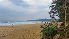 Thailand Phuket - Karon Beach.  stock footage