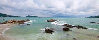Thailand Phuket Ocean Stock Photography
