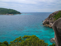 Thailand Phuket Similan Islands Royalty Free Stock Photos