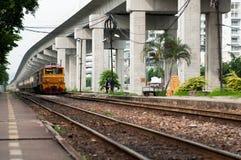 thailand pociąg Zdjęcia Stock