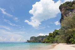 Thailand - Railay West Beach Stock Photo