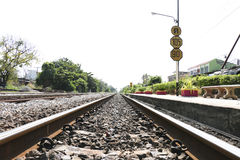 Thailand Railway station Stock Photos